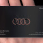 Spot UV Business Cards UK