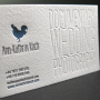 Texture Business Card UK