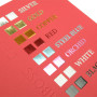 Foil Stamping Colours UK