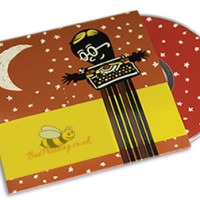 CD Sleeve Printing UK