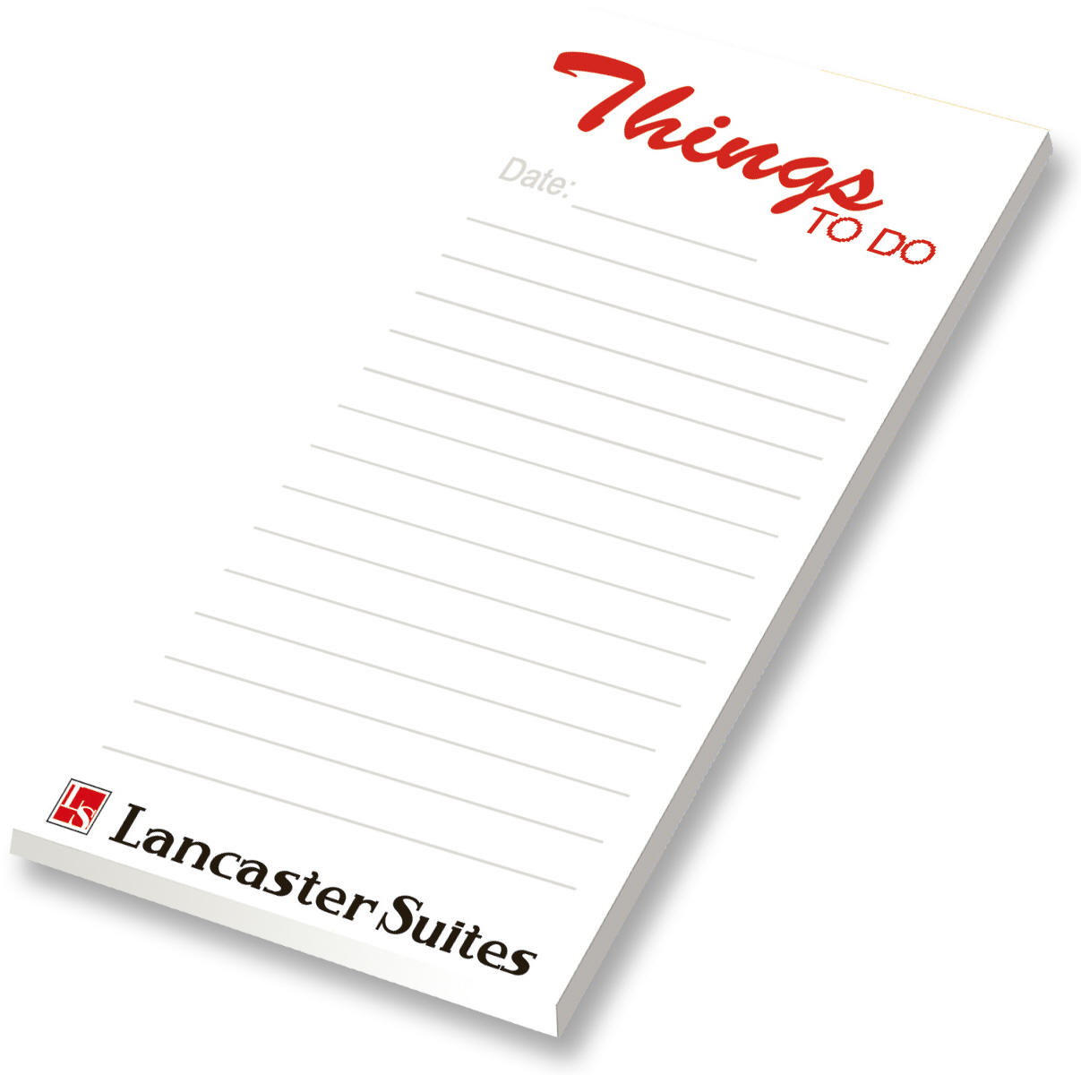 Branded Notepad UK