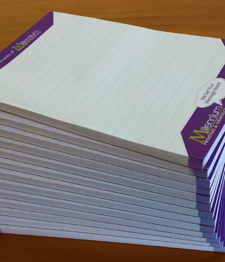 Notepads Printing UK