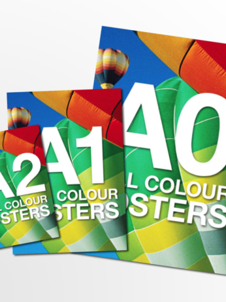 All Size Poster Printing UK