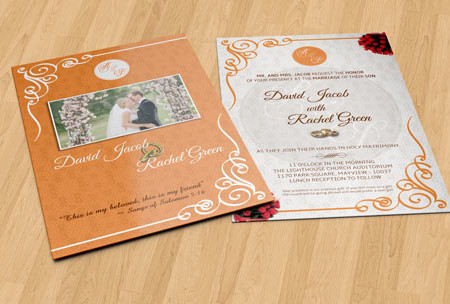 Wedding Invitation Cards Printing UK