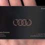 Spot UV Business Cards UK