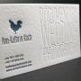 Texture Business Card UK