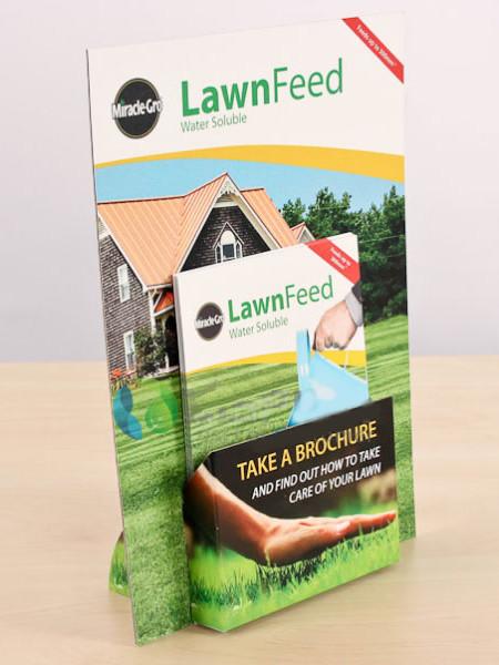 Custom Printed Brochures Holder UK