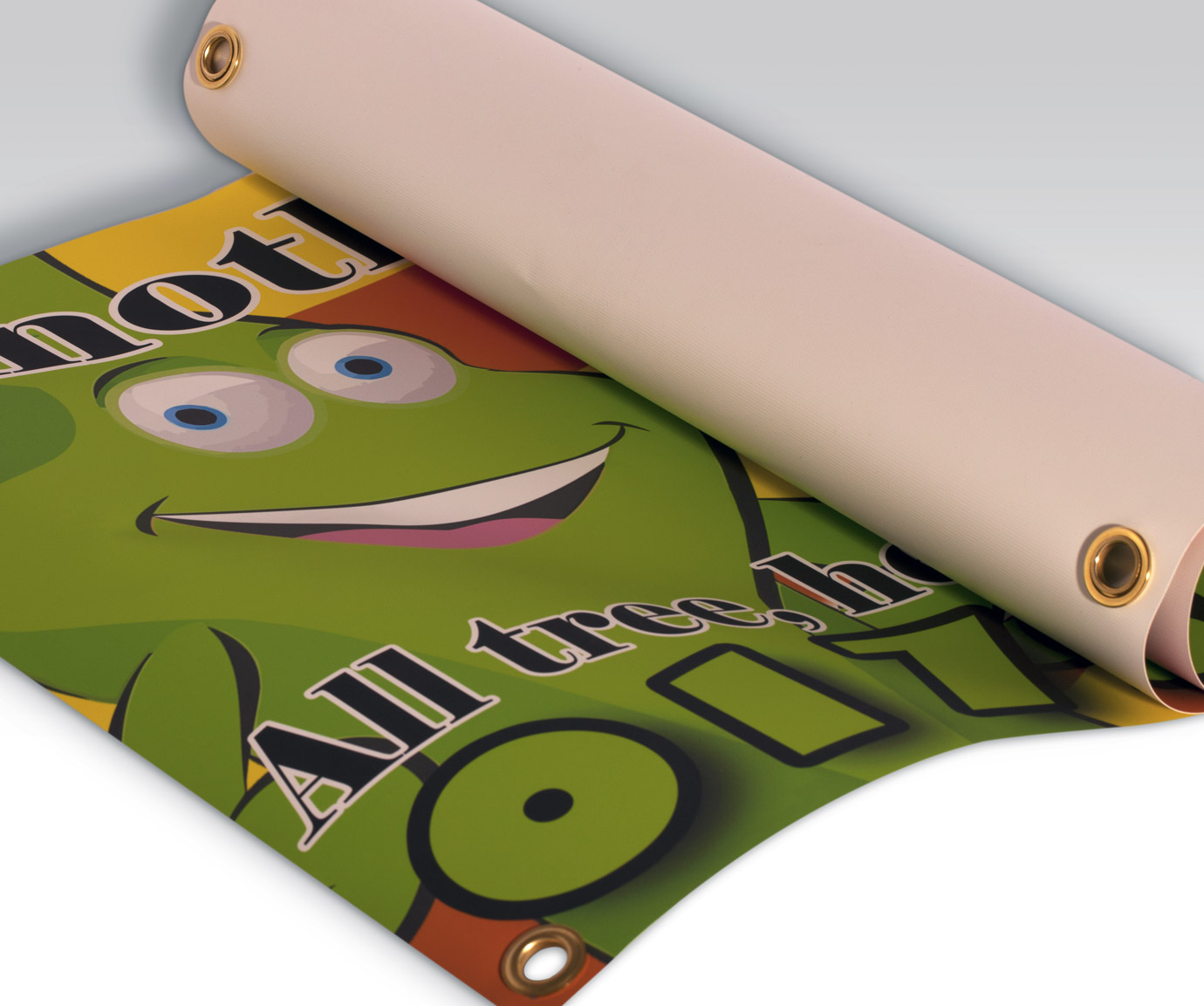 Banner Printing UK Cheap Vinyl PVC Banner Printing London - Vinyl banners with grommets