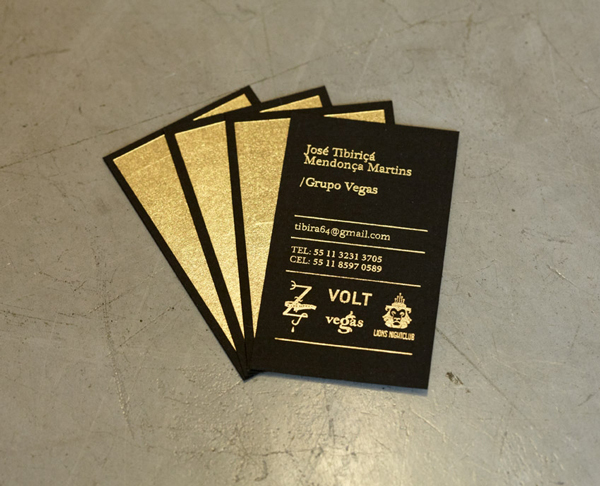 Foil Stamping UK Hot Printing Services London