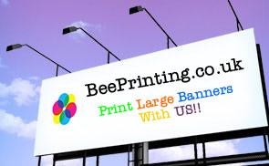 Large Format Printing UK