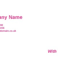With Compliment Slips Printing UK