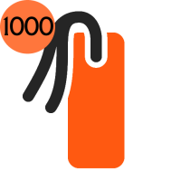 1000 Bookmarks